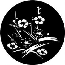 Rosco 71031 Japanese Flowers Gobo